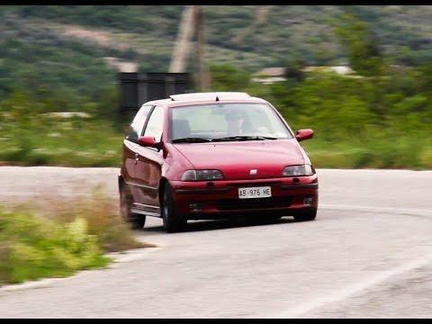 Fiat Punto GT - Davide Cironi drive experience