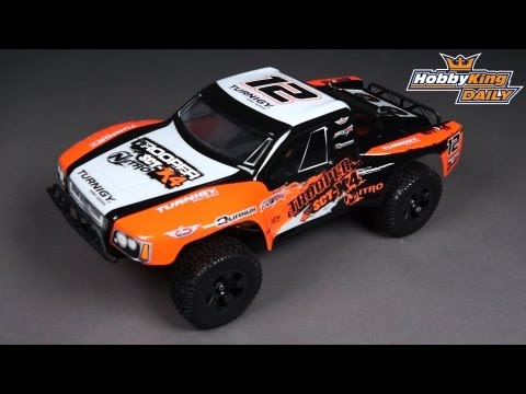 HobbyKing Daily - Turnigy Trooper SCT Nitro Version