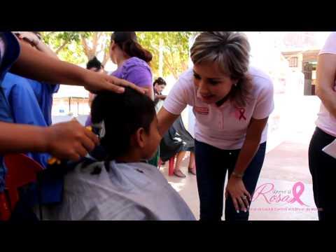 DIF Guaymas: Semana de lucha contra el cáncer de mama