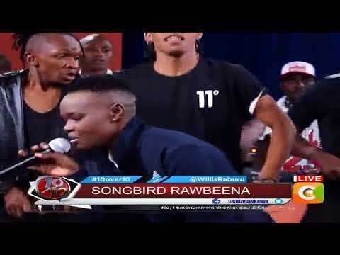 Rawbeena performs new collabo with Fena Gitu #10Over10