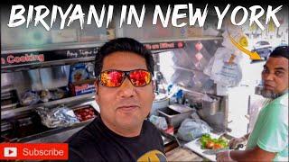 Pakistan street food in USA.