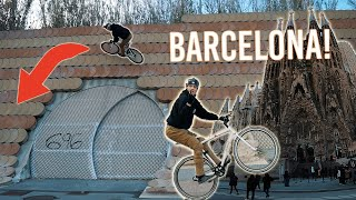 CITYBIKE VS. MOUNTAIN BIKE in Barcelona!