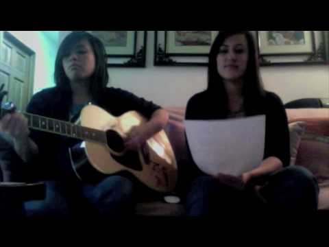 Free To Be Me (cover) - Francesa Battistelli