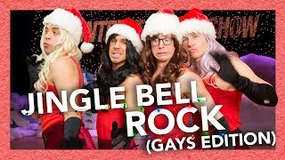 "GAYS ATTEMPT ""JINGLE BELL ROCK"""
