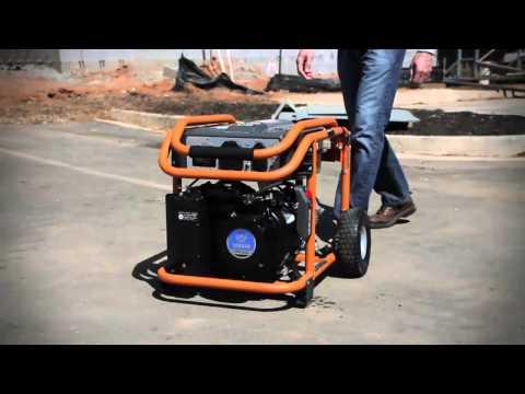 Husky 6250 5000 generator how to save money and do it for Ridgid 6800 watt generator with yamaha engine