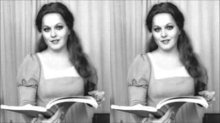 Katia Ricciarelli Gualtier Maldé Caro Nome 34 Rigoletto 34 München 1979