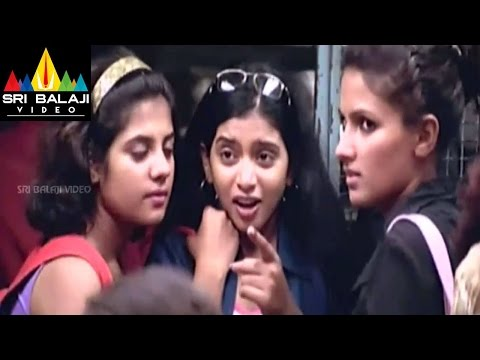 Nuvvu Nenu Prema - City Girls Funny Love Proposal to Surya