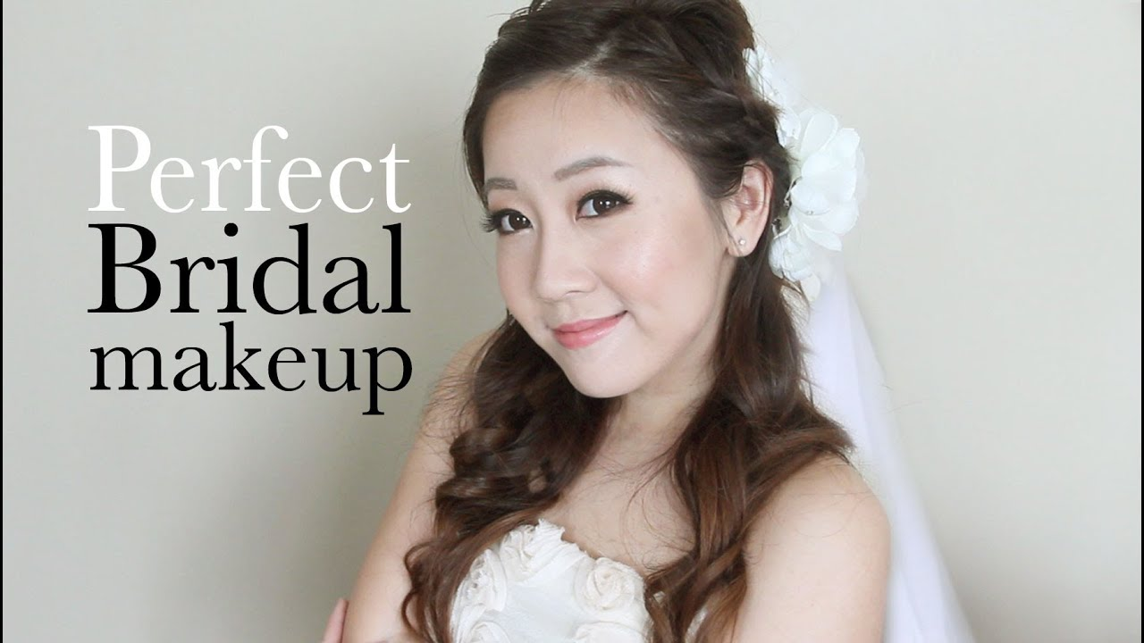 Perfect Bridal Makeup - YouTube