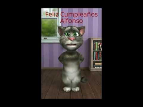 Feliz Cumpleaños Alfonso