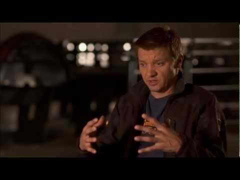 Jeremy Renner Talks 