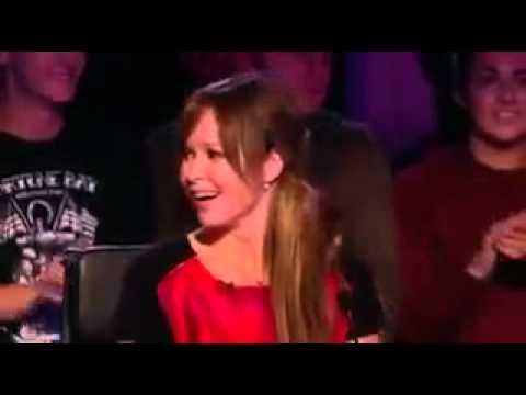 Britain Got Talent  filipina girl