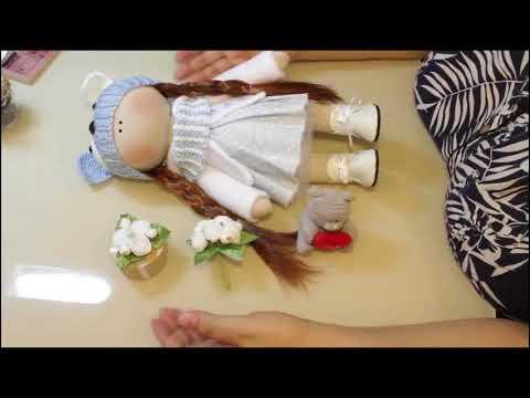 آموزش عروسک روسی