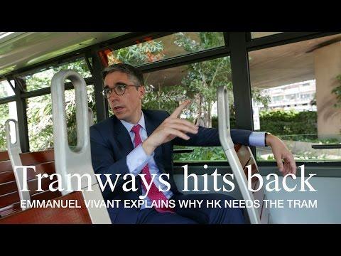 Emmanuel Vivant,  Managing Director of Hong Kong Tramways hits back.