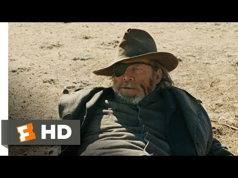 True Grit (9/9) Movie CLIP - Bold Talk for a One-Eyed Fat Man (2010) HD