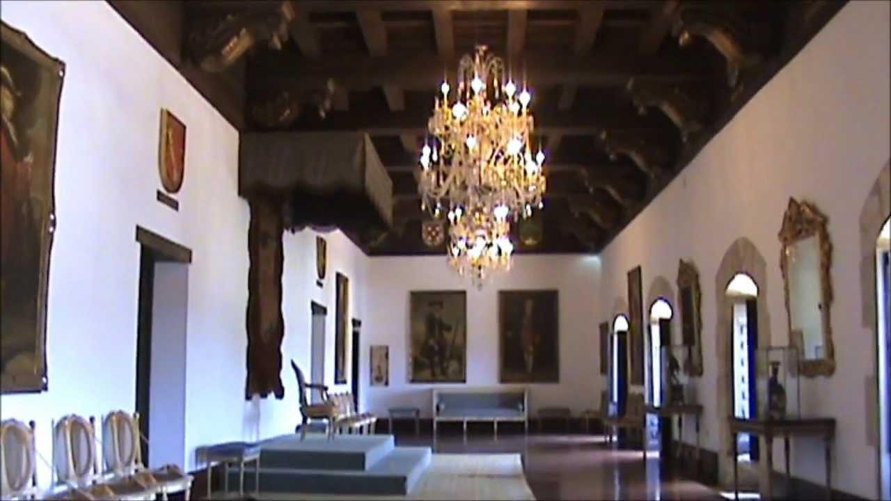 Santo domingo museo de las casas reales youtube - Casas decoradas por dentro ...