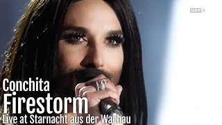 Conchita - Firestorm [live at Starnacht aus der Wachau]