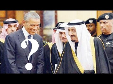 New Saudi King Salman left Obama on Red Carpet!!  [For Evening Prayers]