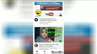 Nonton BF di YouTube