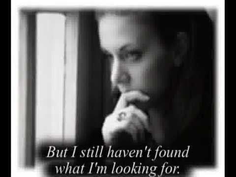 U2 - I Still Havent Found What Im Looking For