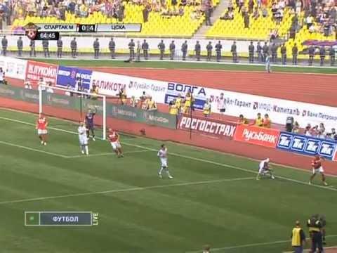 Спартак - ЦСКА 1-5