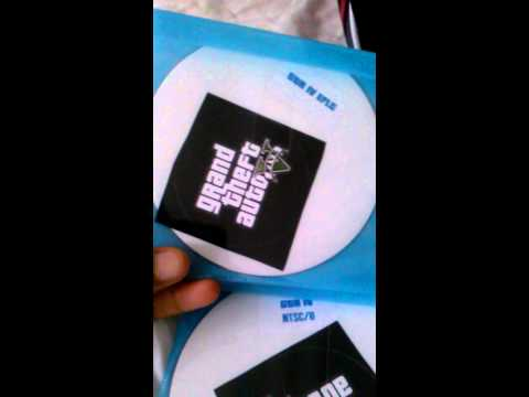 Unboxing 2 gta iso disk/ xbox360isomods