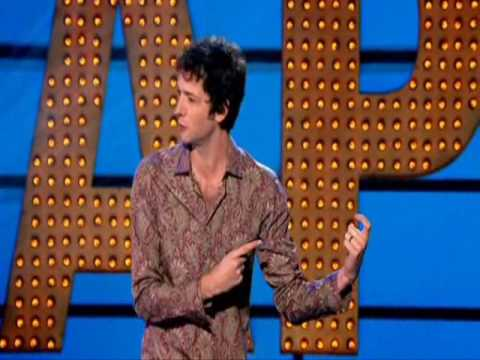 Chris Addison Live At The Apollo EXTENDED Part 1