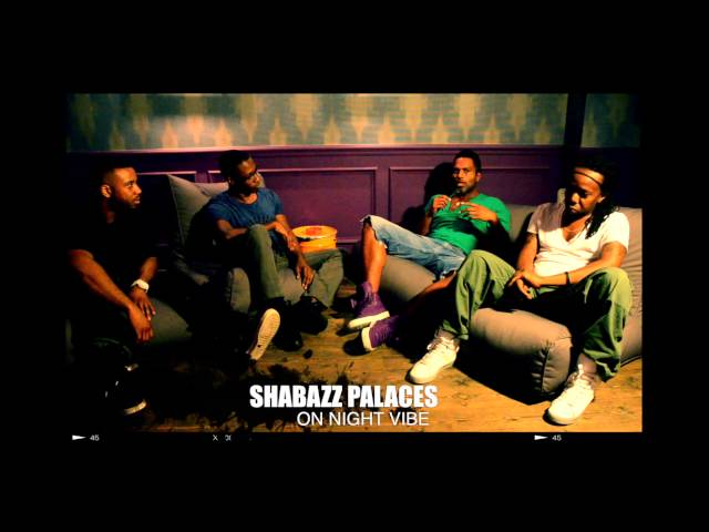Shabazz Palaces x Night Vibe II