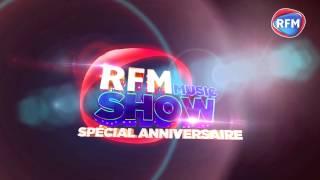 Video Spot RFM Music Show avec Louane,