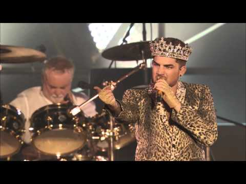 Queen + Adam Lambert - We Will Rock e We Are The Champions