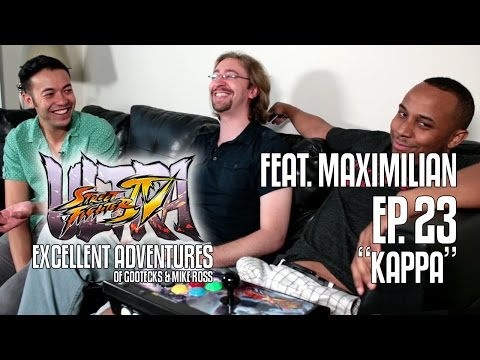 Ultra Excellent Adventures of Gootecks & Mike Ross ft. Maximilian! Ep. 23: KAPPA