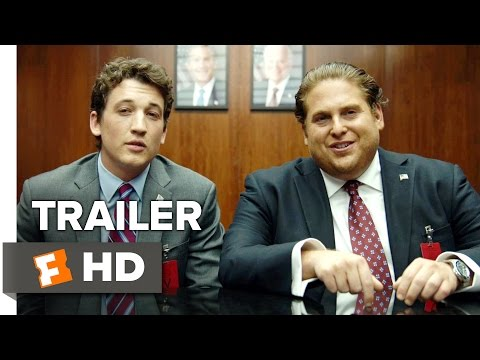 War Dogs Official Trailer #1 (2016) - Miles Teller, Jonah Hill Movie HD