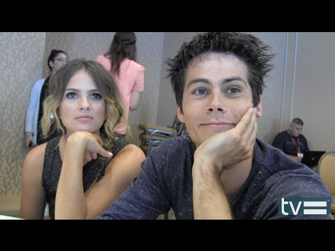 Teen Wolf Season 4: Dylan O'Brien & Shelley Hennig Interview