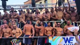 Gay Pride in Madrid 4th of July 2015