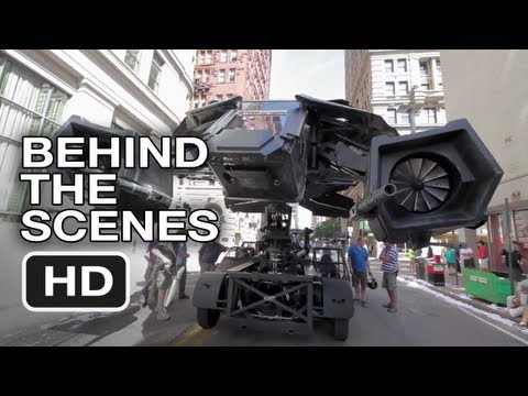 The Dark Knight Rises Extensive Featurette (2012) Batman Movie HD