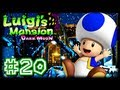 Luigi's Mansion Dark Moon - (1080p) Part 20 - D-1 Cold Case