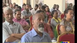 Ethiopian Amharic Evening News Ebc October, 23, 2015