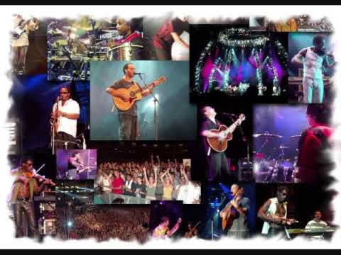 Dave Matthews Band - Watchtower Live ft. Carlos Santana
