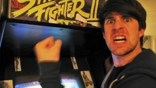 Street Fighter FAIL! (Ian is Bored 4)