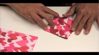 Origami Creates Flowers From Paper
