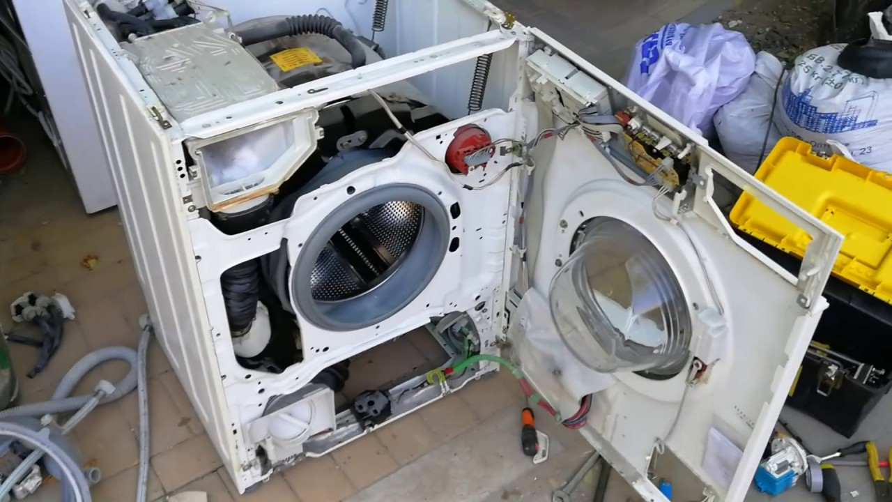 Ремонт амортизаторов стиральной машины своими руками 100
