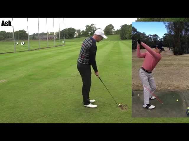 Longer Golf Shots Through Better Posture