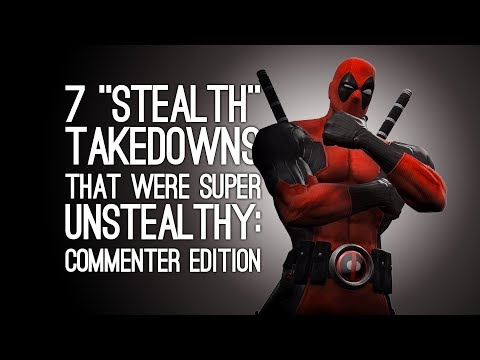 7 Stealth Takedowns That Were the Least Stealthy Thing to Ever Happen: Commenter Edition