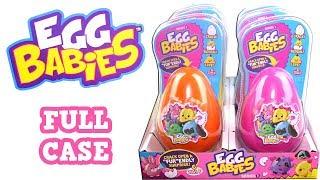 Egg Babies Series 1 Blind Box Surprise Plush Full Case Surprise Egg Opening Entire Case