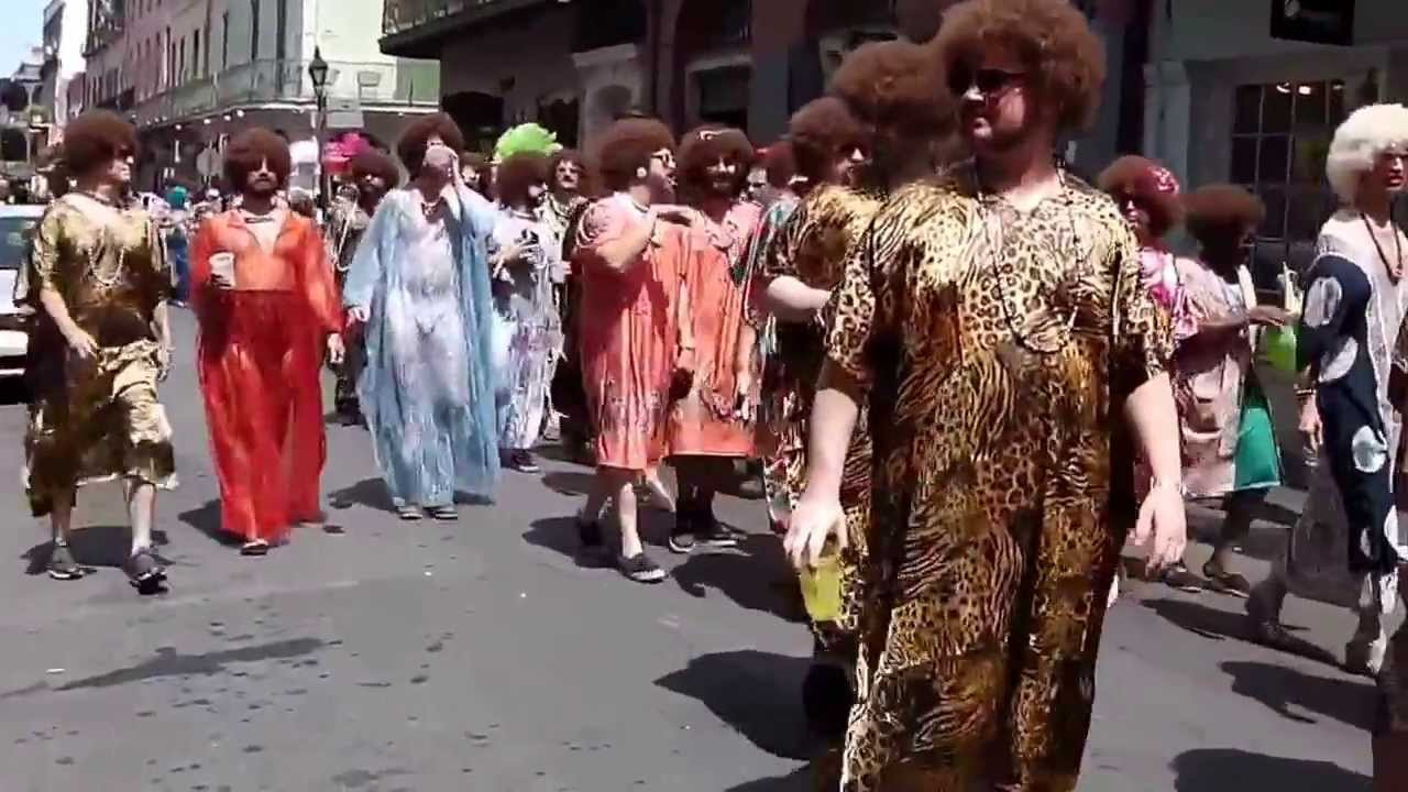 Southern Decadence Parade 2013 - YouTube