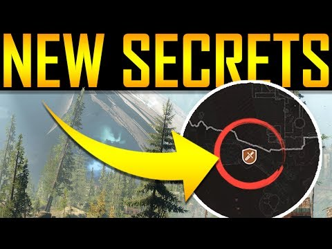 Destiny 2 - NEW MAPS! NEW SECRETS! NEW WORLDS!