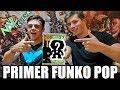 COMPRO MI PRIMER FUNKO POP EN LA NAVY CUEVA con Andres Navy, Mr X y Emilio Treviño