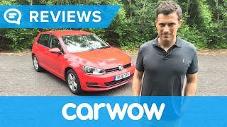 Volkswagen Golf 2012-2017 in-depth review | Mat Watson Reviews