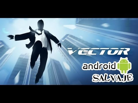 Vector: Parkour sobre lo imposible para Android Gameplay -Audio Español Androidsalvaje