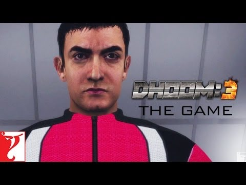 Dhoom:3 - Game Promo video