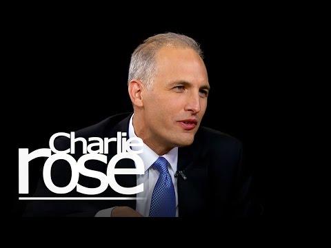 Matt Olsen on the NSA and Edward Snowden (Oct. 8, 2014) | Charlie Rose